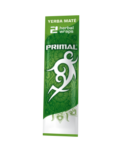PRIMAL HERBAL YERBA MATE 2X WRAP