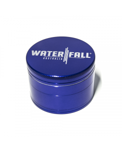 WATERFALL - CNC 4 PART 63MM W/ REMOVABLE SCREEN - DARK BLUE