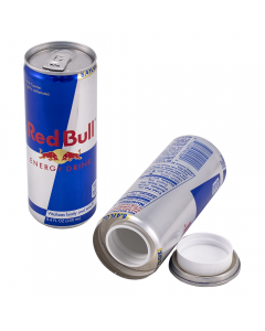 STASH CAN - RED BULL ENERGY DRINK
