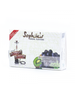 SOPHIES TOBACCO FREE MOLASSES - BLUEBERRY KIWI MINT TINGLE