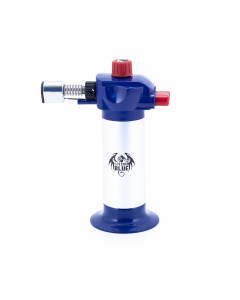 SPECIAL BLUE - SLAYER - BUTANE TORCH - 15CM SILVER