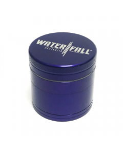 WATERFALL - 4 PART 43MM CNC GRINDER - COLOURS - Dark Blue