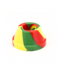 WATERFALL - TALL SILICONE BASE - 32mm RASTA