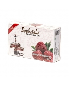 SOPHIES TOBACCO FREE MOLASSES MERRY RASPBERRY FLAVOUR