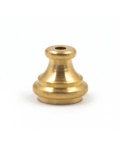 ROUND SMALL MOUTH PIECE - BRASS