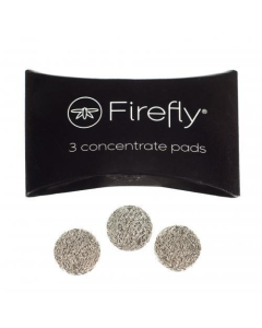 Firefly 2 2+ Accessory Concentrate Pads 3pk  Img 1  The Bong Shop