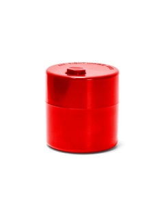 Univac Plastic Vacuum Seal Canister Asst Colours Red | The Bong Shop