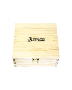Rolling Supreme Deluxe Wooden Rolling Box Extra Large Img 1
