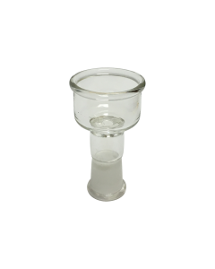 Glass Cone Medium Spare for Gravity Pipe 18mm Female Img 2 | The Bong Shop