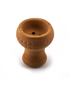 Spare Hookah Bowl X Large Terracotta Natural Img 1   The Bong Shop