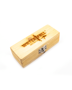 Waterfall Recycled Wood Rolling Box Small | The Bong Shop