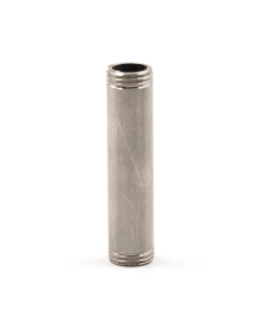 Double Thread Stainless Steel Stem 4cm Img 1 | The Bong Shop