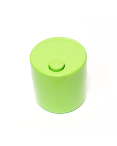 Univac Plastic Vacuum Seal Canister Asst Colours Lime Green