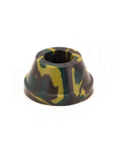 Waterfall Tall Silicone Base 32mm Camo Img 3   The Bong Shop